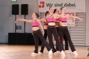 ASWC Aerobic Team Flavia, Camila. Franziska. Sabina, Katharina, Lina