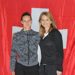 Nathalie Schäfer Sandra Brem : Coaches ASCW - DG ZH