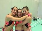 Lara Savoldelli, Samara Zatti, Melanie Widmer : SA Junior Team